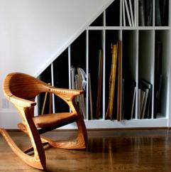 Blog de modus vivendi c mo aprovechar el espacio bajo la for Como aprovechar el hueco debajo de la escalera
