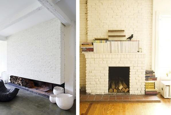 Chimenea ladrillo great dulce hogar fuego del hogar pisos - Planos de chimeneas de ladrillo ...