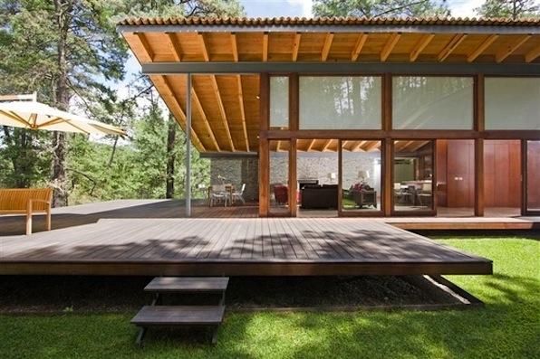 Blog de modus vivendi lunes inspirador casa campestre for Cubiertas para casas campestres