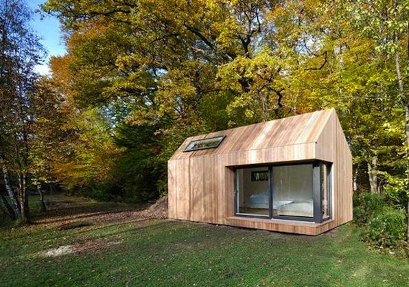 Blog de modus vivendi lunes inspirador la oficina en for Tiny house schweiz