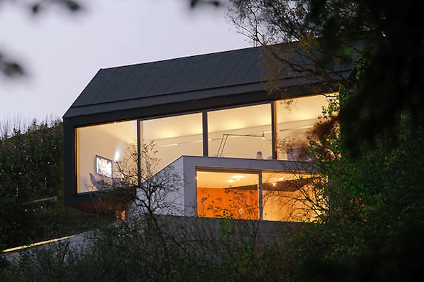 Blog de modus vivendi lunes inspirador casa arketipo - Fabi architekten ...