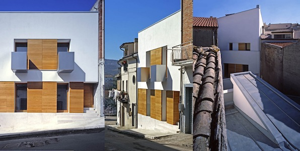Blog de modus vivendi lunes inspirador vivienda modular - Vivienda unifamiliar entre medianeras ...