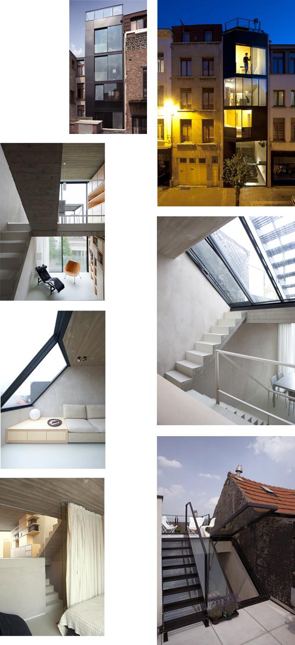 Blog de modus vivendi lunes inspirador viviendas - Vivienda entre medianeras ...