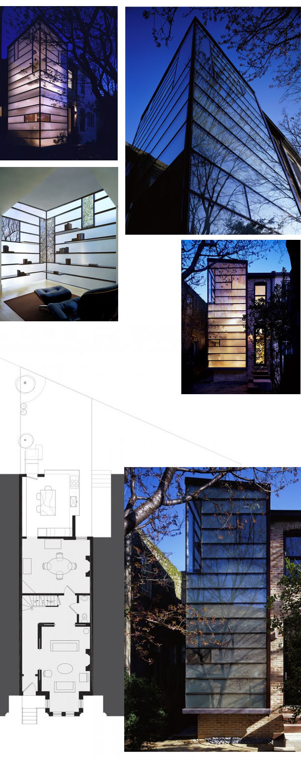 Eastern Market Row House Renovation_David Jameson Architect