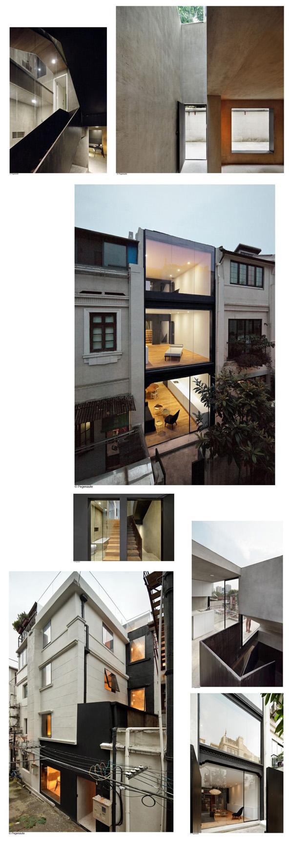 © NERI&HU ARCHITECTS en MODUS-VIVENDI vivienda entre medianeras