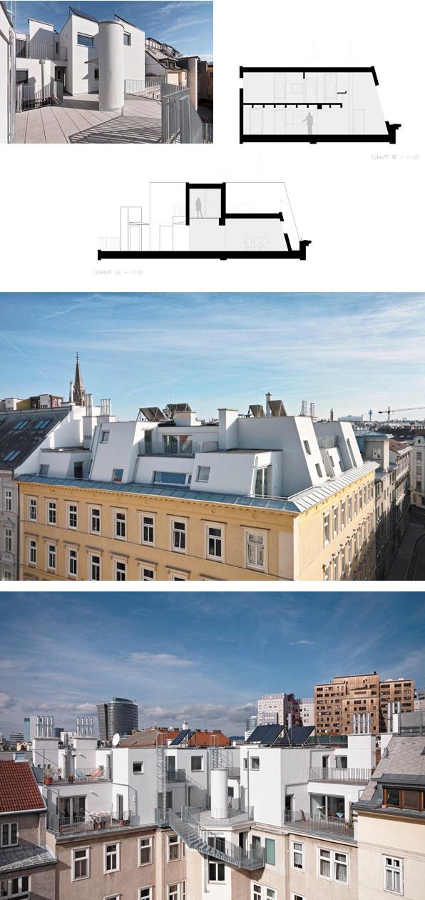 arquitectura industrializada modular modusvivendi ampliacion en tejado