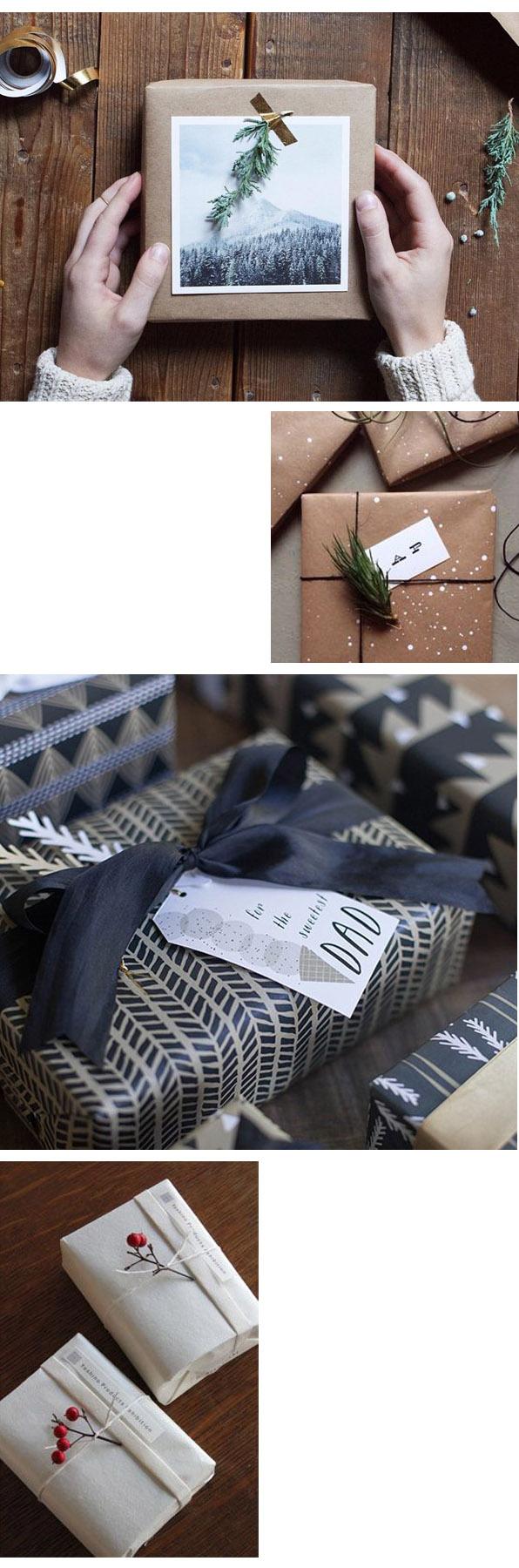 regalos paquetes navidad modus vivendi adornos navideños christmas gift diy handmade caseros