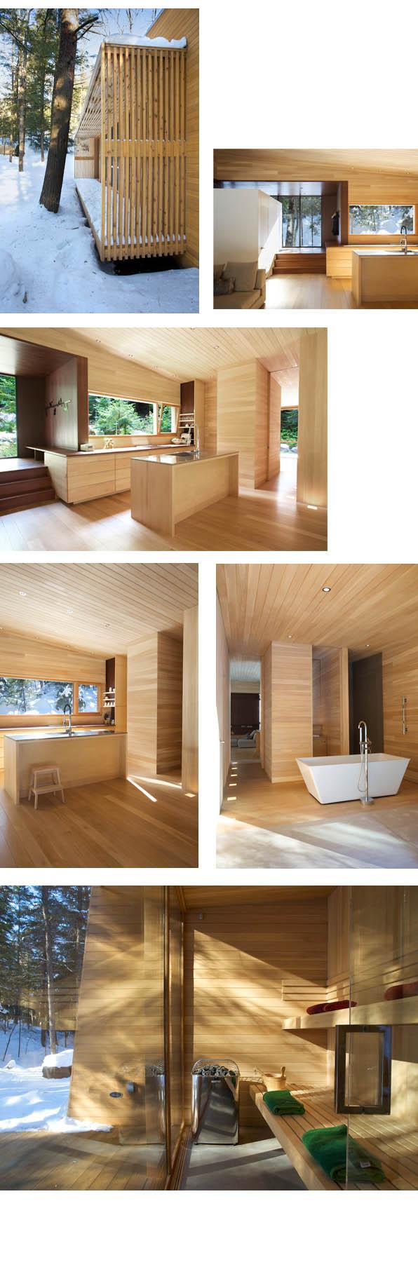 Blog de modus vivendi lunes inspirador la casita del - Tocar madera casas ...